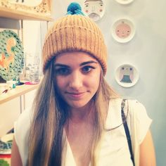 Donna Wilson Tip Top hat worn by @eepie