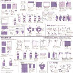 Origami Japanese Paper Doll