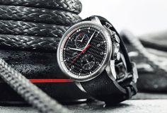IWC Portuguese Yacht Club Chronograph Edition Volvo Ocean Race 2011-2012 - Monochrome Watches
