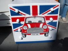 Mini cooper drawer & Tobs Wigwam Union Jack Tent by Tobs http://www.amazon.co.uk/dp ...
