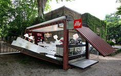 adam kalkin: illy café
