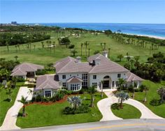 Amazing Estate Home in Vero Beach just listed, footsteps away from the beach. This awesome home offers 6 bedrooms, 7 bathrooms, and just und. Stamped Concrete Driveway, Concrete Driveways, Dubai, Vero Beach Florida, Mansions Homes, Future Goals, Estate Homes, Luxury Homes, Golf Courses