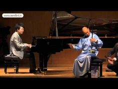 Lang Lang on piano and Guo Gan on erhu -- The Horse Race