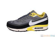 hot sales 5d024 74ef5 Nike Air Classic BW Premium (Cool Grey White-Black-Dark Grey)   599212-010
