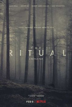 Watch The Ritual, story of an old malevolence who stalks four companions rejoined after death of their one companion. Get 123vidz online movie streaming without any trouble of registration in best ever sound and display.