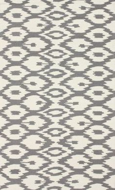 Rugs USA Radiante Ning Ikat Soft Grey Rug off right now Plush Area Rugs, Hand Tufted Rugs, Modern Area Rugs, Rugs Usa, Grey Rugs, Floor Rugs, Ikat, House Styles, Handmade