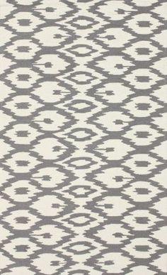 Rugs USA Radiante Ning Ikat Soft Grey Rug