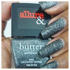 butter LONDON #bLxAllure Arm Candy - Disco Nap #fall