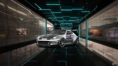 Nissan 370Z 2015 3DTuning