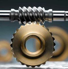 Worm Gear #mechanismsleiva                                                                                                                                                                                 Más