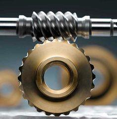 Worm Gear #mechanismsleiva                                                                                                                                                                                 Más