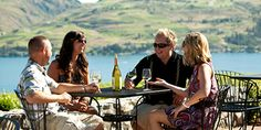 The Intoxicating Lake Chelan Wine Country