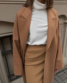 Just a Pretty Style: Office look Look Fashion, Trendy Fashion, Korean Fashion, Winter Fashion, Womens Fashion, Trendy Style, Fashion Trends, Robes Pour Juniors, Modest Fashion