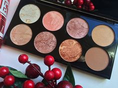 Makeup Revolution - Ultra Blush and Contour Palette in Golden Sugar & Ultra Sculpt and Contour Kit Review