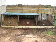 Horses generate a LOT of natural fertilizer, but composting horse manure before you spread it will help increase its value to pastures, crops and gardens!
