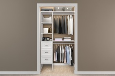 """2 of these:  Closet Maid 16"""" storage tower w/drawers"""
