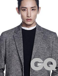Lee Soo Hyuk - GQ Magazine September Issue '14