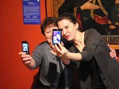 """Міжнародний флешмоб музейних селфі стартує в Україні 18 січня. """"18 січня 2017 року — Міжнародний флешмоб музейних селфі. #time_ua #новини #Україна #Київ #новости #Украина #Киев #news #Kiev #Ukraine  #EU #Суспільство"""