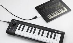 KORG Unveils New MicroKEY MIDI Keyboard