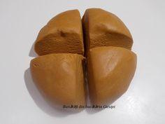 Foi cu zahar ars si crema cu aroma de migdale - Bunătăți din bucătăria Gicuței
