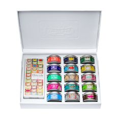 The Collection ~ Sampler set of 15 best selling tea varieties and a box of 100 Kusmi paper tea filters ~