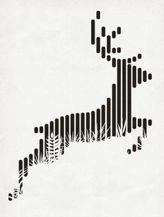 Run For Your Life    Design production byMark Brooksfora Barcelona based brandSantaMonica.