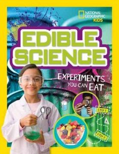 Grab a beaker, pick up your whisk, and get ready to cook up some solid science. Using food as our tools (or ingredients!) curious kids become saucy scientists that measure, weigh, combine, and craft their way through the kitchen. Discover dozens of thoroughly-tested, fun, edible experiments, sprinkled with helpful photos, diagrams, scientific facts, sub-experiments, and more.