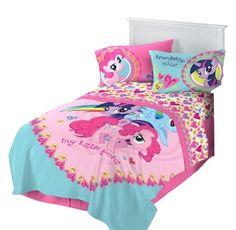 Hasbro Microraschel Blanket, 62-Inch by 90-Inch, My Little P...