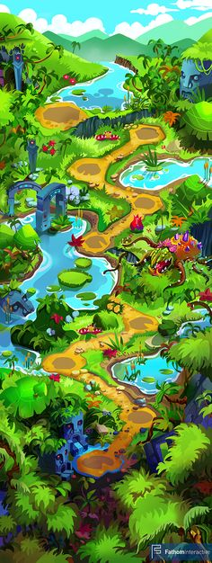 510 best Maps images on Pinterest   Game design  Mobile game and Game  maps  on Behance
