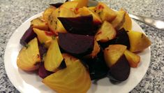 Steamed Beets   [rc] (--)