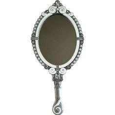 Espelho de Mão Ref. TI0105 — FJ Decor