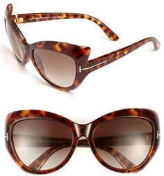 cca3fc885c Tom Ford Sunglasses (Nordstrom Exclusive) available at Color  Havana