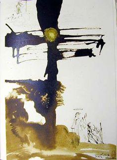 Salvator Dali, Biblia Sacra - 1969