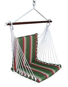 Hangit Polyester Premium Cushioned Hammocks Swings Chair for Home Indoor Hangit http://www.amazon.in/dp/B00XR8598K/ref=cm_sw_r_pi_dp_QN0Svb0Q452PF