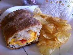 Yummy Grilled Cheese Sandwich Recipe