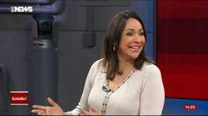 Maria Beltrão cai em pegadinha e paga mico ao vivo na TV