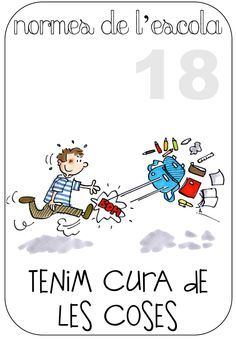 ISSUU - Normes de l'escola by JESSICA bujalance