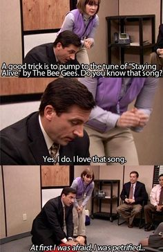 Michael Scott.  One of a kind.  The Office just hasn't been the same without him.