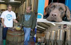 犬休暇のある会社  「BREWDOG(ブリュードッグ)」  スコットランドのビールメーカーです。