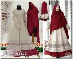 Baju Muslim Terbaru Aiesha Syar'i Cantik - https://bajumuslimbaru.com/baju-muslim-terbaru-aiesha-syari