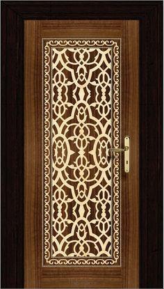 Best home decoration ideas Black Front Doors, Wooden Front Doors, Jaali Design, Main Gate Design, Double Doors Interior, Metal Screen, Modern Stairs, Grill Design, False Ceiling Design
