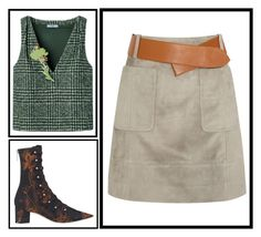 """""""Milan"""" by shes-a-rainbow ❤ liked on Polyvore featuring Derek Lam"""