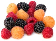 Berries, from strawberry to rasp berry, Acai berry, blue berry to black berry are all antioxidants and have vitamin C in them thus making you look fresh and beautiful.