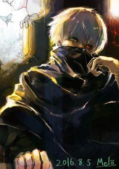 Kaneki    Rey de un Ojo