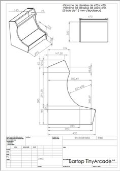 bartop arcade cabinet plans | DIY Woodworking Plans and Projects