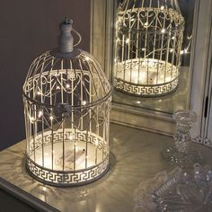 12 Gorgeous Decor Ideas Using Birdcages in 2019 ...