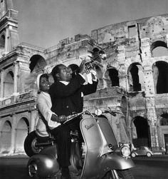 Vipson Vespa: Louis Armstrong
