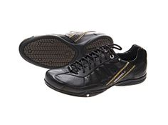 Mens Merrell Trainers Black Nugget Gold Cycletour 5111-61116 US Size 9 #Merrell #AthleticSneakers