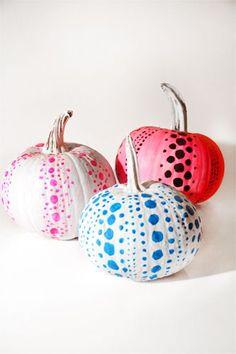 Fashion Pumpkins!
