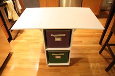 Andrea's Sewing Table | A + B